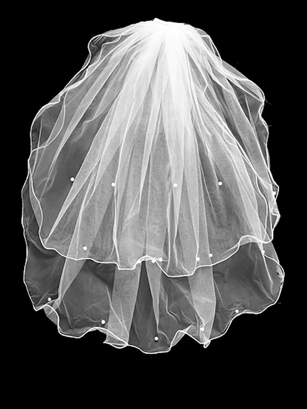 Brilliant Tulle Wedding Veils