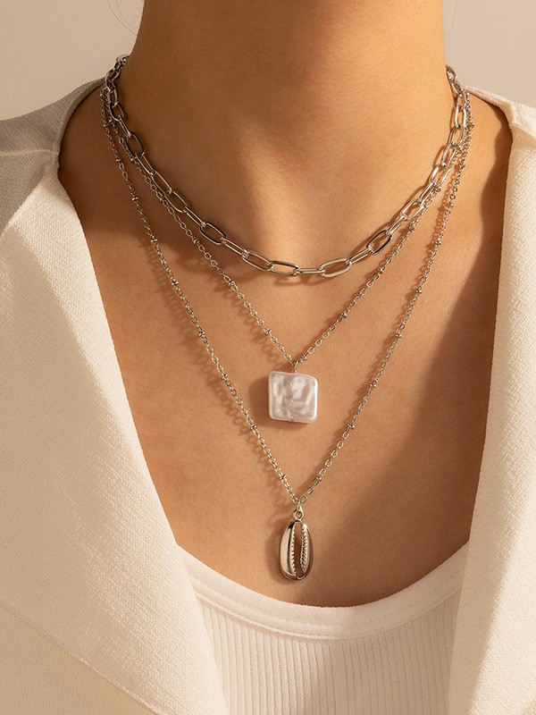 Nice Alloy Necklaces