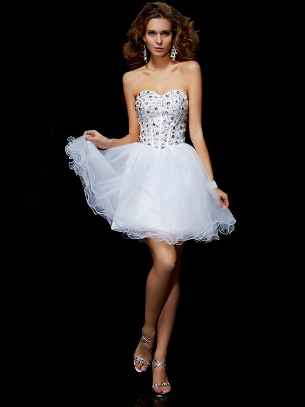 c2207661331 Sheath Column Sweetheart Sleeveless Crystal Short Elastic Woven ...