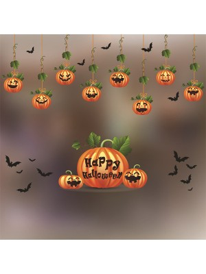Halloween Pretty Paper Static Stickers