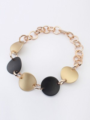 Occident Retro Punk Annular Catenin Hot Sale Necklace