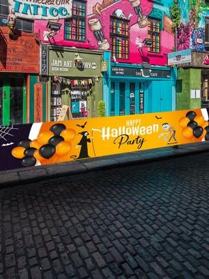 Halloween New Hot Cloth Banner