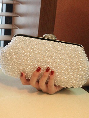 New Hot Imitation Pearl Evening/Party Handbags