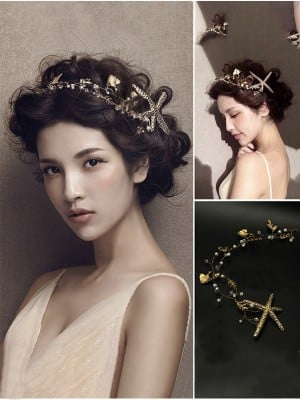 Trendy Alloy Headpieces