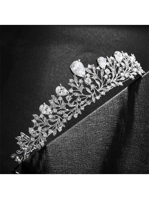 Bridal Fashionable Alloy With Rhinestone Headpieces