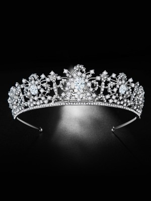 Bridal Trendy Alloy With Rhinestone Headpieces