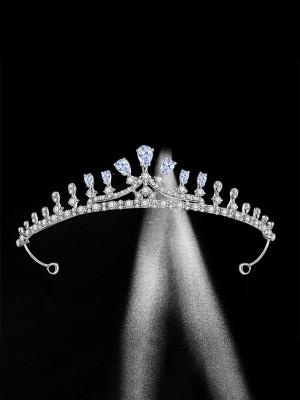 New Hot With Rhinestone Alloy Bridal Headpieces