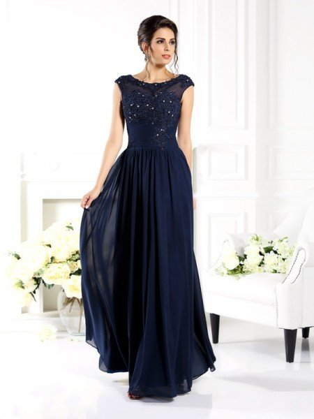 Mother of the Bride Dress Beaded