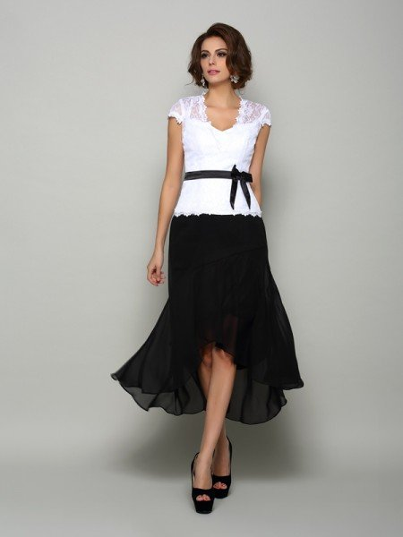 Sashribbonbelt Mother Of The Bride Dresses Hebeos Online