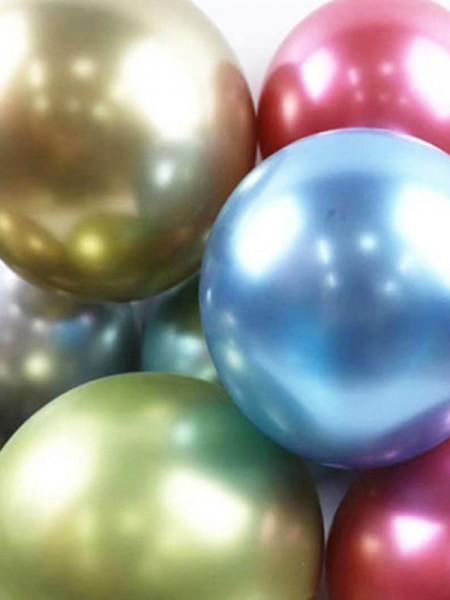 Fancy Balloon Wedding Decorations