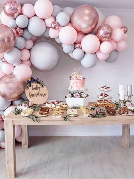 Stunning Balloon Wedding/Party Decorations