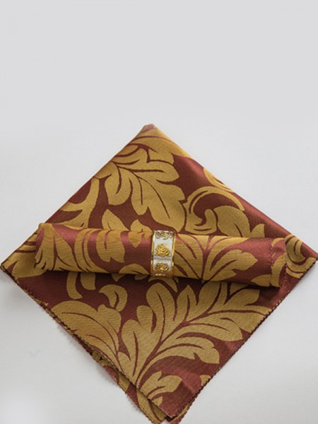 Beautiful Polyester Napkins(10 Pieces)