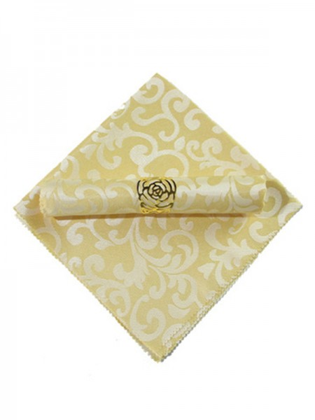 Delicate Polyester Napkins(10 Pieces)