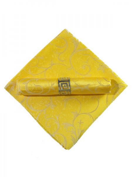 Elegant Polyester Napkins(10 Pieces)