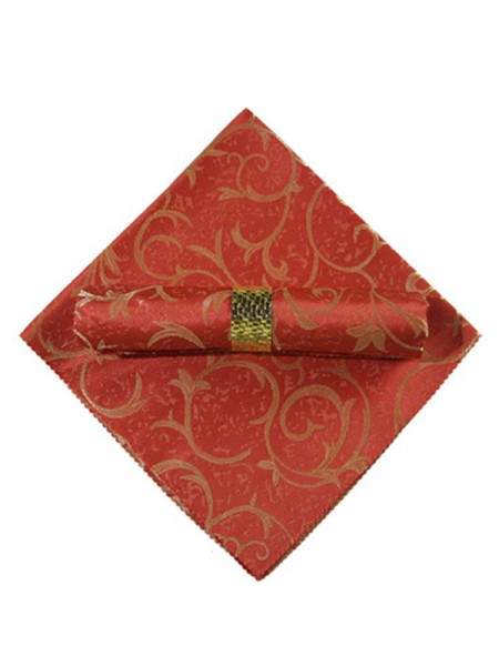 Exquisite Polyester Napkins(10 Pieces)