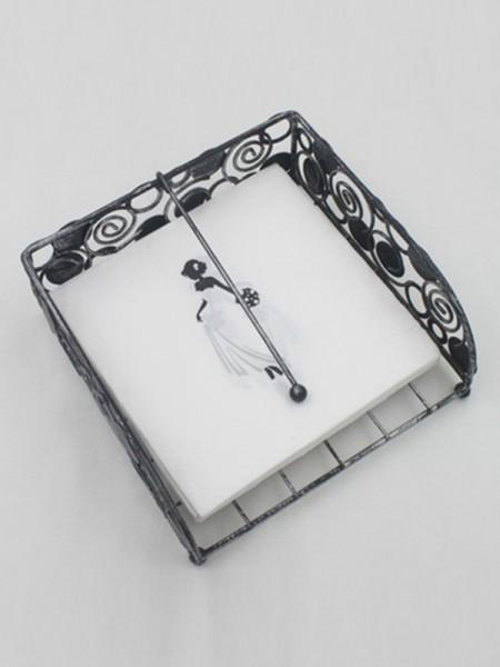 Pretty Paper Napkins(100 Pieces)