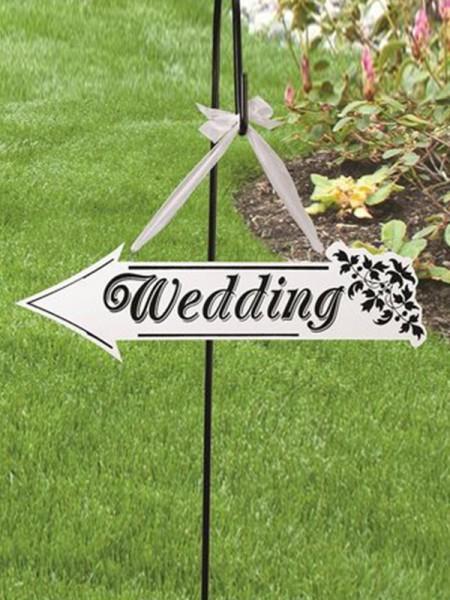 Exquisite Wooden Wedding Decorations