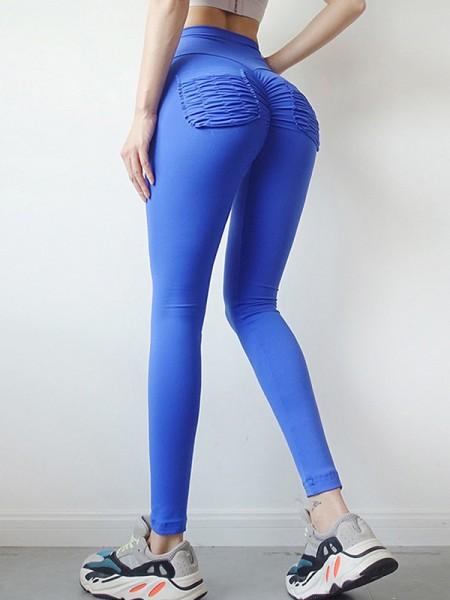 Pretty Cotton Yoga Pants