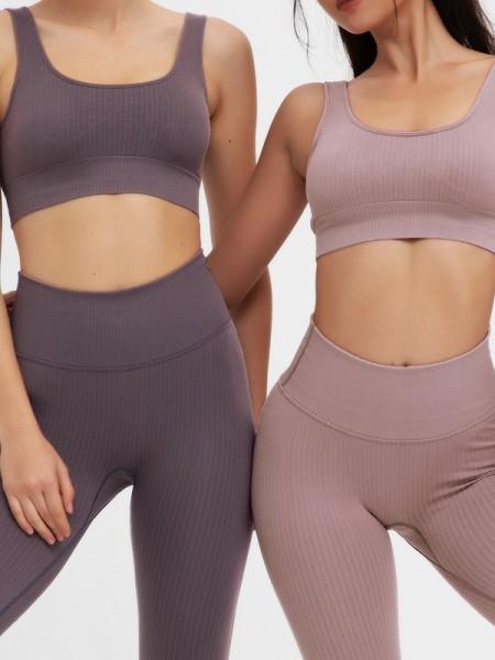 Elegant Cotton Yoga Suits