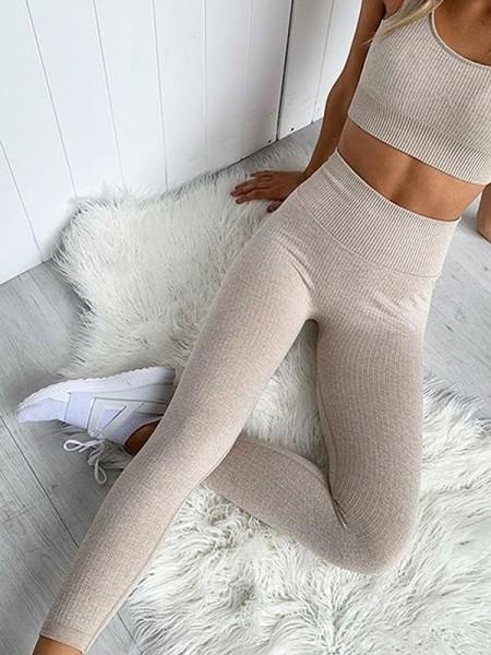 Attractive Cotton Yoga Suits