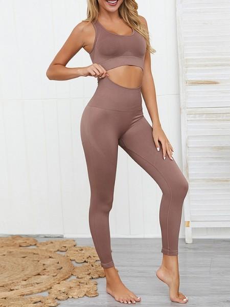 Charming Cotton Yoga Suits