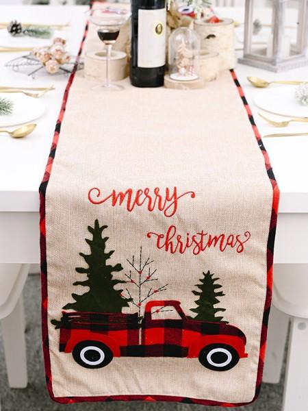 Christmas Elegant Tablecloth
