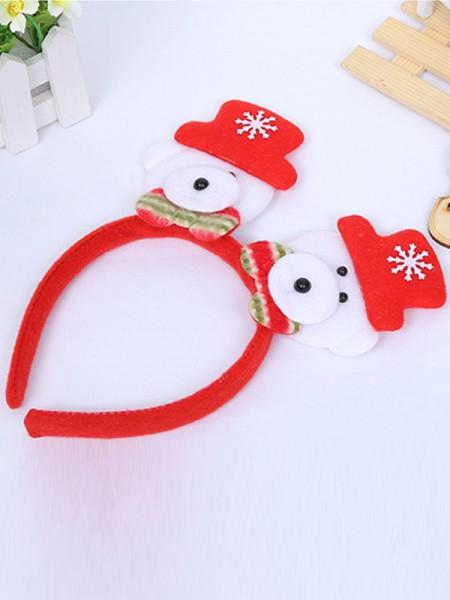 Christmas Beautiful Cloth With Santa Claus Headpieces