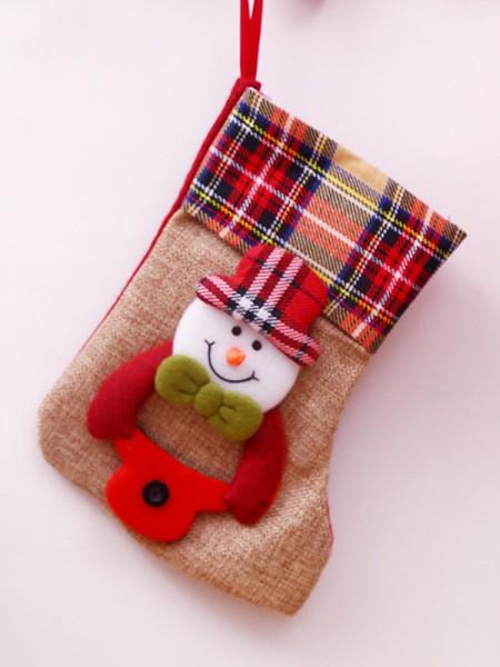 Christmas Trending Cloth Santa Socks