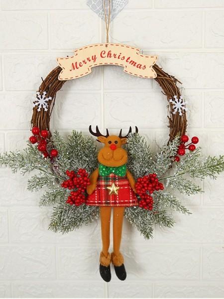 Christmas Lovely Door Hanging