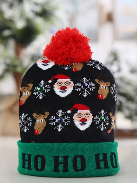 Christmas Unique Polyester Hats