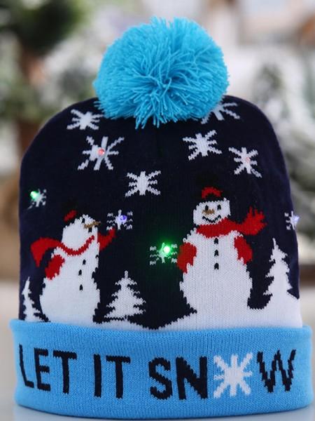Christmas Elegant Polyester Hats