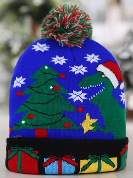 Christmas Charming Polyester Hats