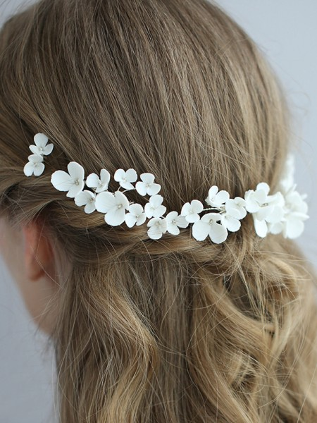 Gorgeous Alloy With Flower Headpieces