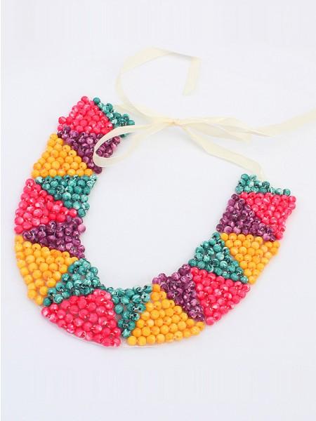 Occident Bohemia Ethnic customs Hot Sale Necklace - I