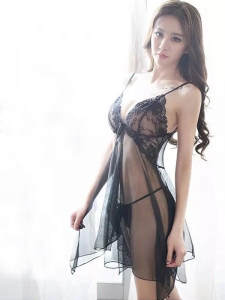 Lace Sexy Nightwear