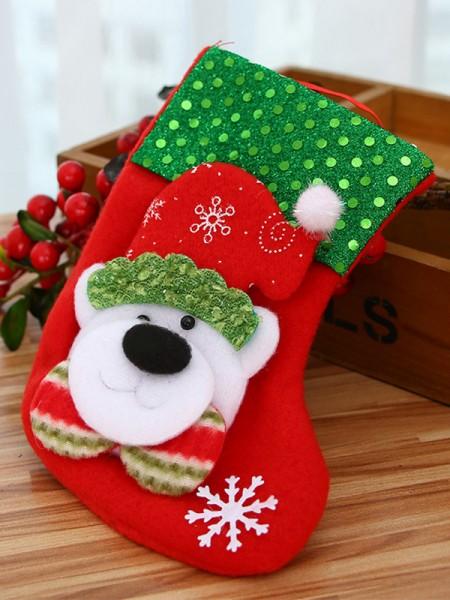 Lovely Bear Christmas Decoration