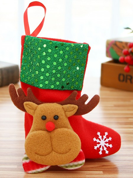 Pretty Wapiti Christmas Decoration