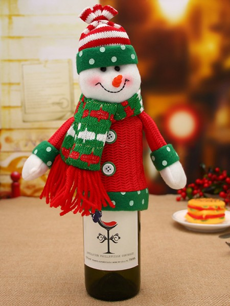 Christmas Trending Snowman Cloth Christams Decoration