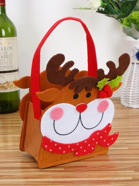 Christmas Trending Deer Cloth Handbags