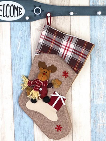 Christmas New Hot Deer Cloth Pendants