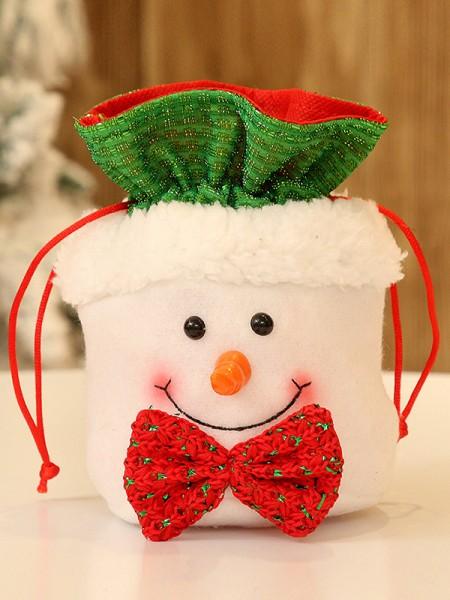 Pretty Snowman Christmas Decoration