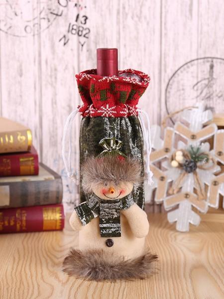 Christmas Excellent Snowman Cloth Christams Decoration