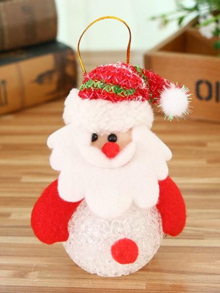 Chic EVA With Santa Claus Christmas Decoration