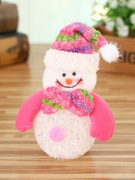 New Style EVA With Snowman Christmas Decoration