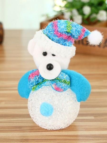 Unique EVA With Bear Christmas Decoration