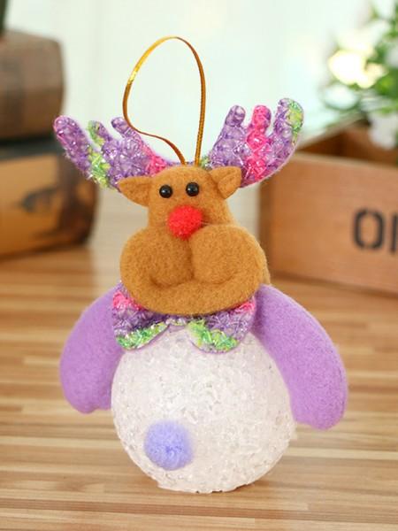 Chic EVA With Wapiti Christmas Decoration