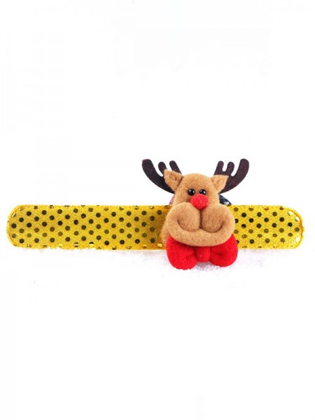 Christmas Graceful Deer Cloth Christams Decoration
