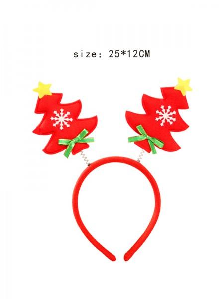 Christmas Bright Christmas Tree Headpieces