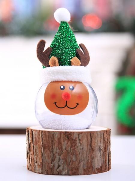 Stylish Cloth With Wapiti Christmas Decoration