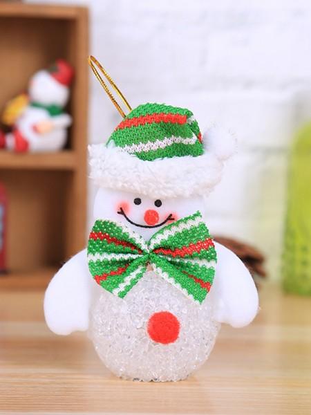 Christmas Graceful Snowman Christams Decoration